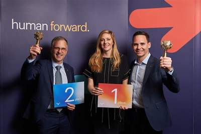 Randstad Award 2019 - 1st and 3th place Groupe