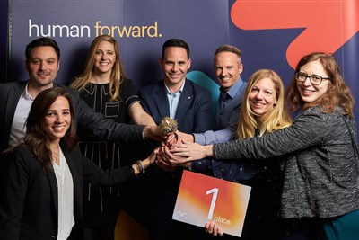 Randstad Award 2019 - 1st and 3th place Groupe 2
