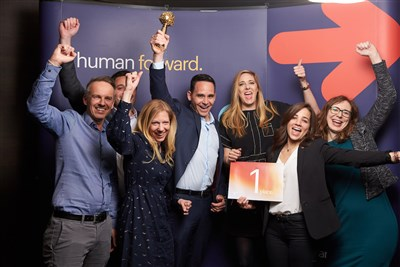 Randstad Award 2019 - Swiss 1st Place Groupe